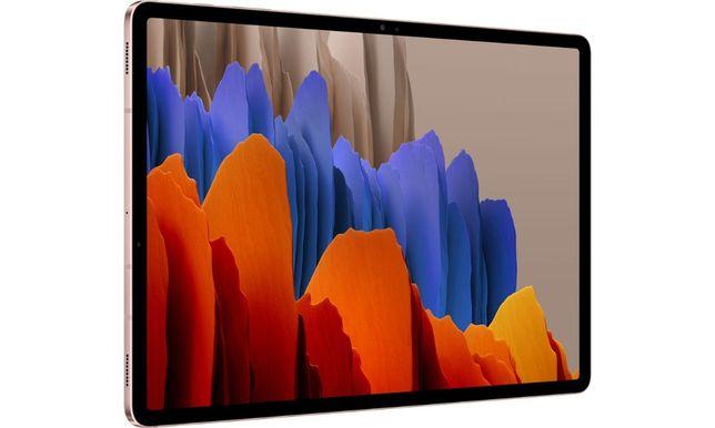 Tablet SAMSUNG Galaxy Tab S7+ 6/128 120 Hz miedziany