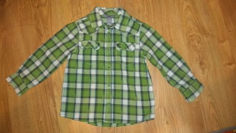Koszula chłopięca H&M r.110