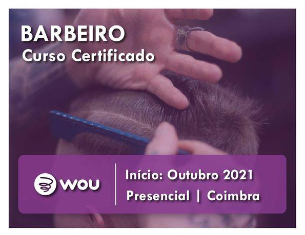 Curso Certificado de Barbeiro