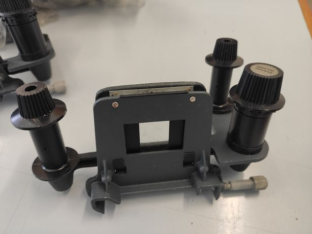Acessório vintage Rank Aldis para projetor de filme slide