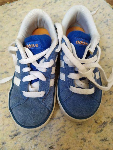 Кроссовки детские Adidas neo comfort foot bed