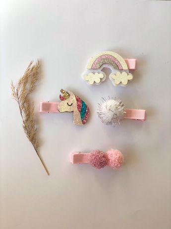 Spinki do włosów handmade