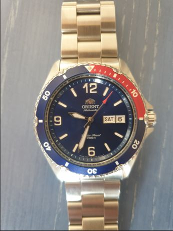Relógio Orient Mako ll FAA02009D