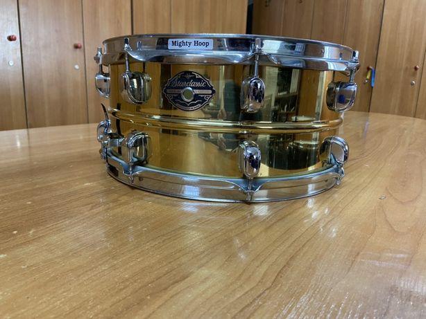 Tana Starclassic Brass snare drum 14x6.5 малый барабан
