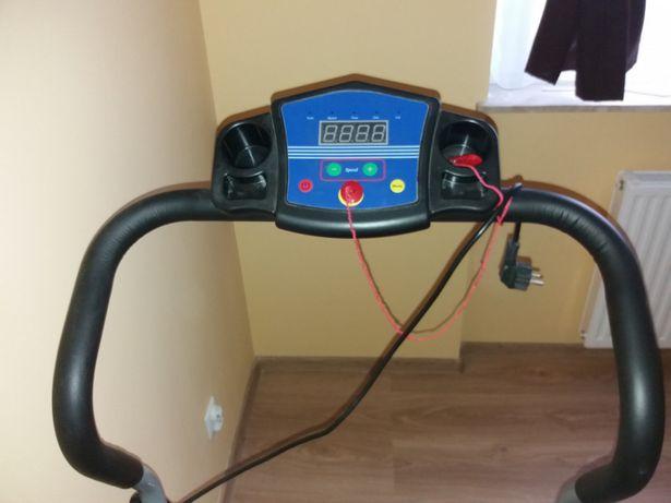 Praktyczna bieżnia elektryczna sport rehabilitacja!
