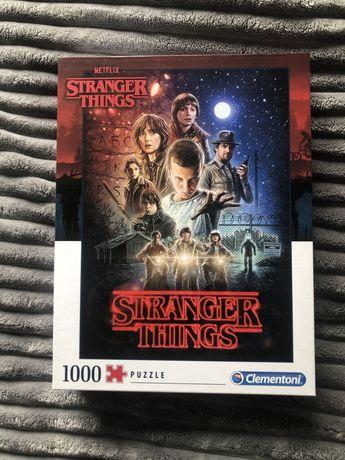Puzzle 1000 elementów Stranger Things