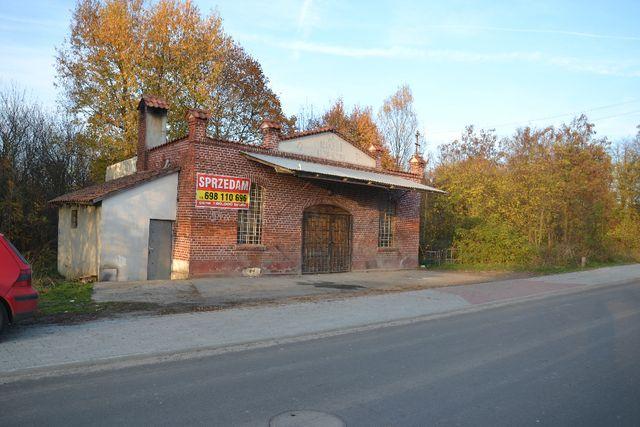 sprzedam budynek dawnej KUŻNI w Bożnowie k. ŻAGANiA