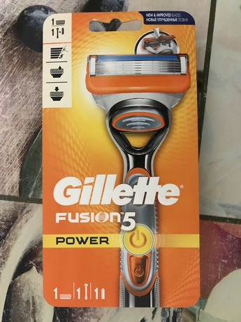 Станок для бритья (Бритва) Gillette Fusion 5 Power