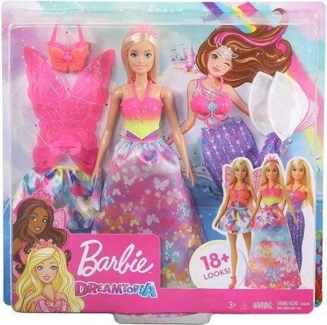Barbie dreamtopia Волшебное перевоплощение Барби дримтопия