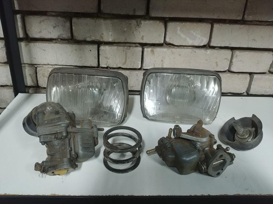 Lampy gaźnik fiat 126 126p Gunów-Kolonia - image 1
