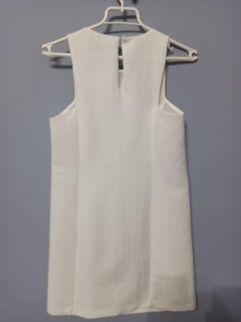 Sukienka biała rozmiar 34