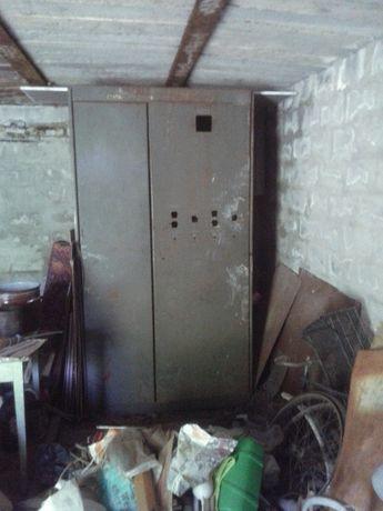 Шкаф металлический (сейф) 2400х1300х800 мм, сталь 2,5-2,0 мм