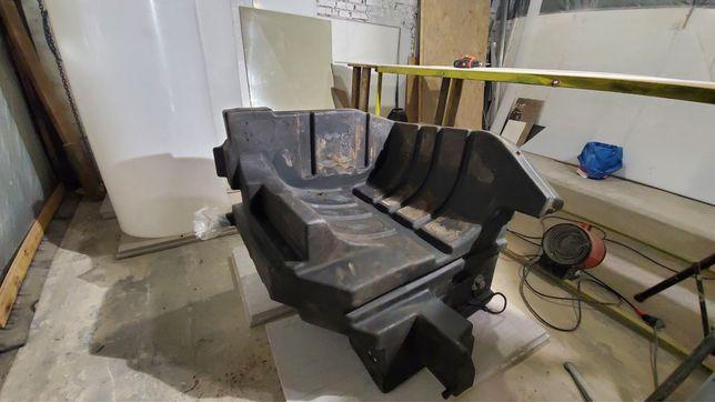 Ремонт пластиковых баков, емкостей,опрыскивателей комбайнов Полтава