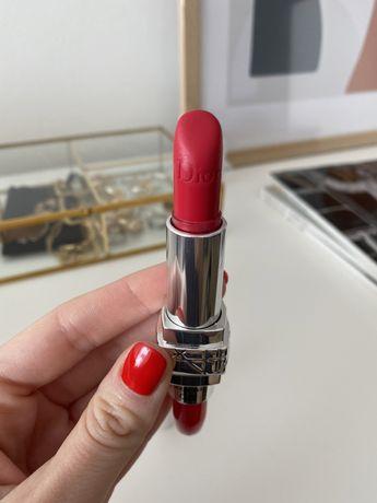 Губная помада тестер Christian Dior Rouge Dior 520 Feel good