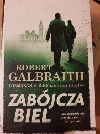 Zabójcza biel - Robert Galbraith - J K Rowling