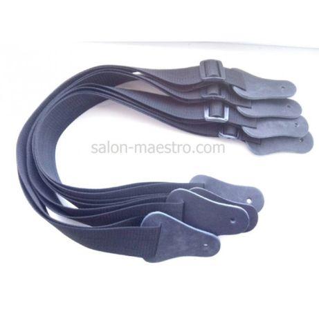 Ремни для гитары Maestro с Кожаным наконечником 4 варианта длины