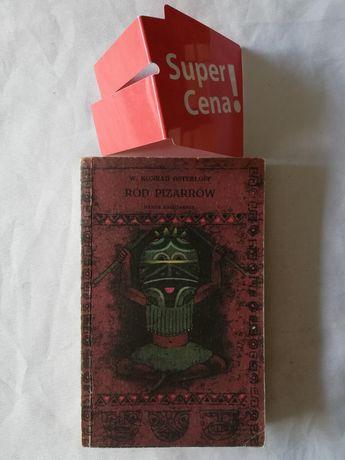 "książka ""ród pizzarrów"" Wiesław Konrad Osterloff"