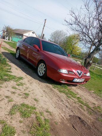 Продам срочно Alfa Romeo 166