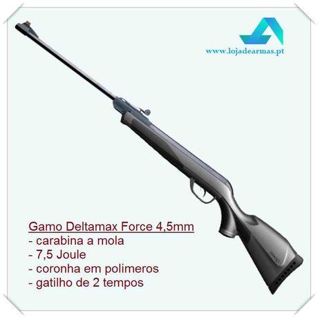 Gamo-Delta-Max-Force de 4,5mm / .177 - Carabina a Pressão de Ar