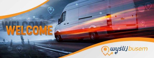 Usługi transportowe do 3,5t na terenie kraju i całej Europy