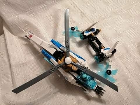 Lego Ninjago Szurikopter