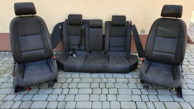 Fotele Audi A4 B7