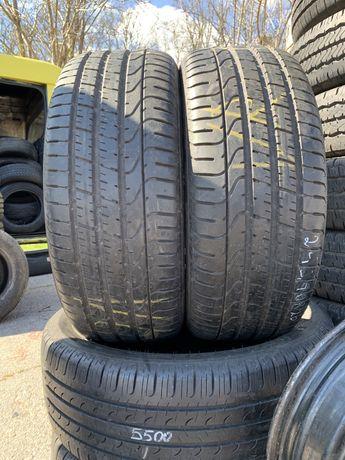 245/40 R20 Pirelli Run-flat. 2шт. 6,8мм. 2018год.