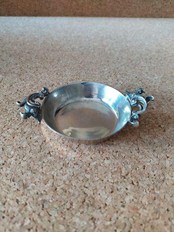 Aneleira em prata