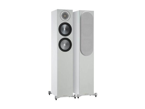 Kolumny podłogowe Monitor Audio 200 -white , nowe , 5-letnia gwarancja