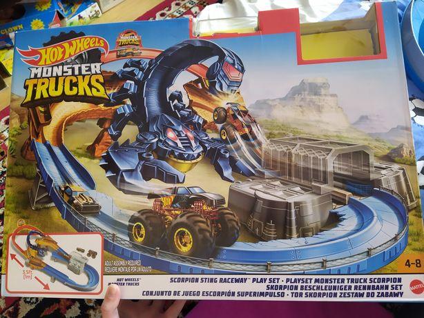 HotWeels Monster Truck skorpion