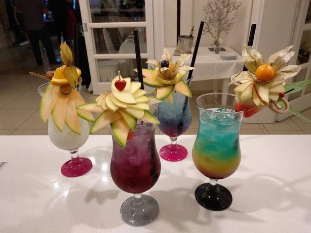 Barman na wesele mobilny Drink Bar RABAT na 2020! pełen profesjonalizm