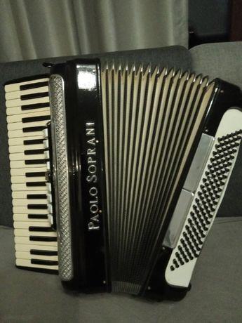 Akordeon Paolo Soprani Musette