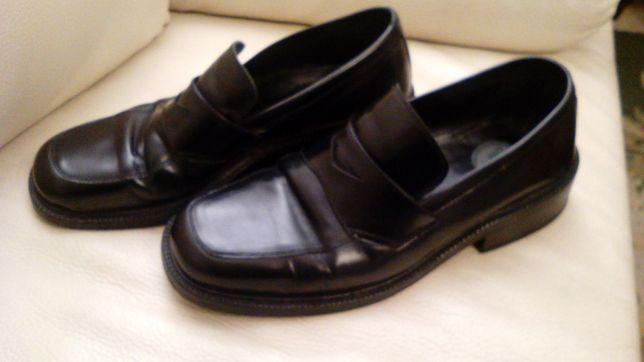 Magnificos Sapatos Homem da Foreva 100% Couro/Pele
