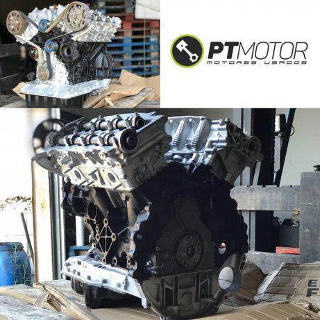 Motor Jaguar Range Rover 2.7d reconstruído