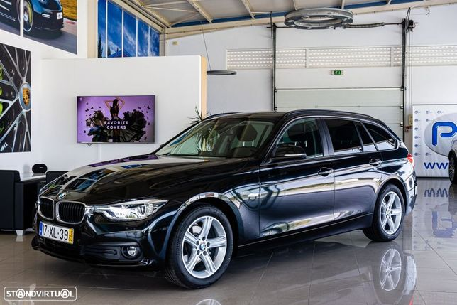 BMW 318 d Touring Ultimate Auto