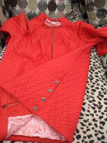 Стильное новое пальто куртка 58-60