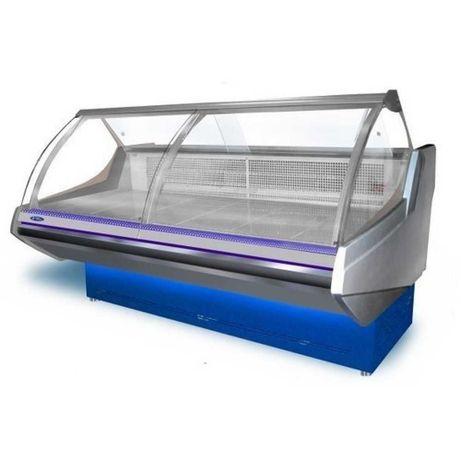 Холодильная витрина Джорджия 1.4 ПВХС Технохолод