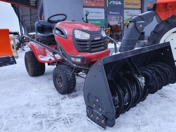 Traktor Craftsman 26 KM 2-cylin silnik Kohler z odśnieżarką wirnikową