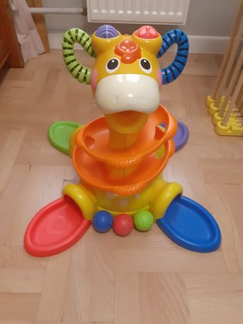 Żyrafa Fisher Price
