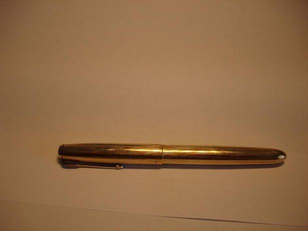 caneta parker gold