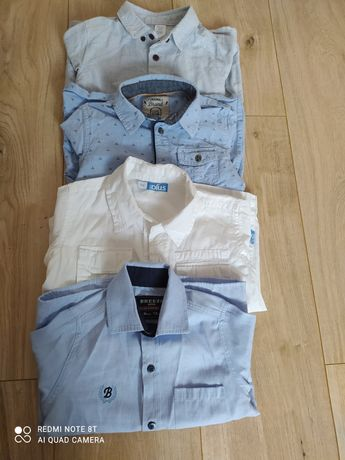 Koszula chlopieca 86-92