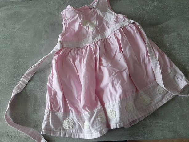 sukienki r. 74-80
