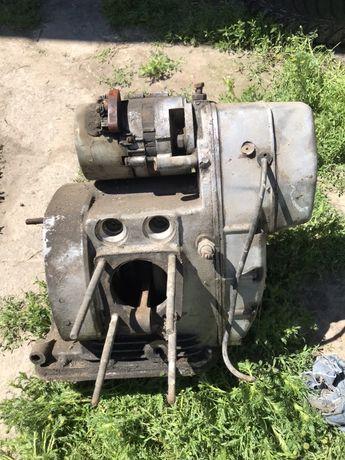 Мотор, генератор, коленвал, мт днепр