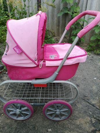 Ретро коляска для кукол Delti DOLLY
