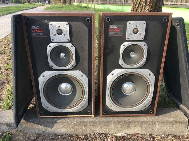 Saba CE 9596  Unitra Tonsil ZgC-65-8-565 kolumny, głośniki