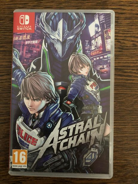 Astral Chain na Nintendo Switch