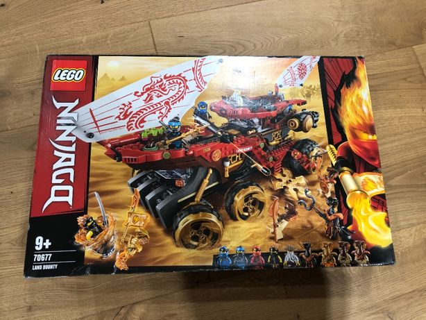 LEGO® 70677 Ninjago - Perła Lądu