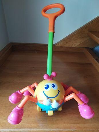 Pchacz PAJĄK zabawka dla dziecka