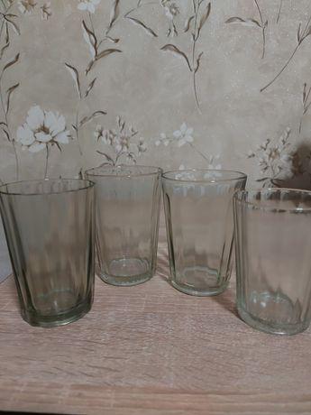 200 грам стаканы СССР 4 шт