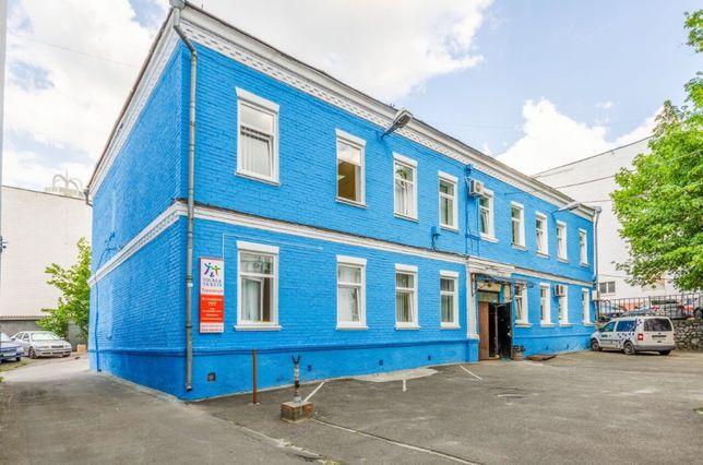 Фасадный офис в Центре Киева 31 м2 в современном БЦ ор. м.Олимпийская